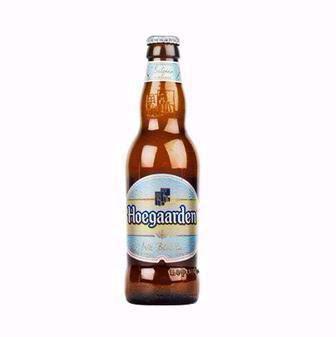Пиво біле нефільтроване 4,9% Hoegaarden 0,33л