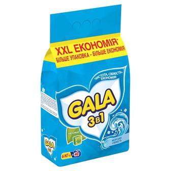 Порошок пральний Gala Морська свіжість автомат, 6 кг