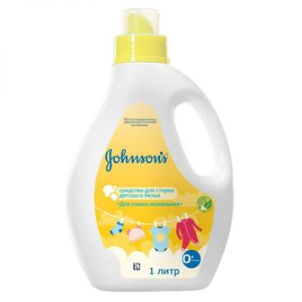 Средство для стирки Johnson's baby 1 л