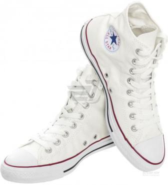 Кеди Converse Chuck Taylor All Star M7650C р. 8 білий