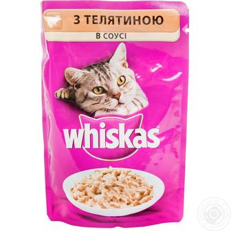 Корм для котів Віскас 100г