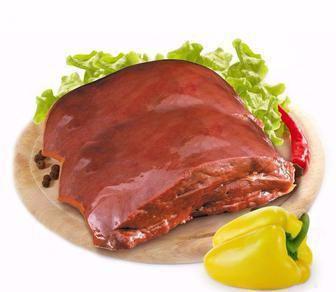 Печінка свиняча охолоджена 1кг