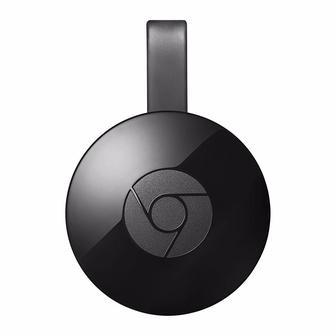 Медиаплееры Google Chromecast Black (2nd generation)