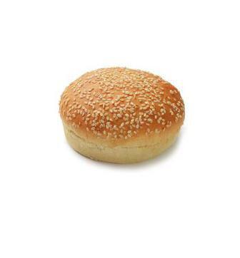 БУЛОЧКА для гамбургера, 55 г
