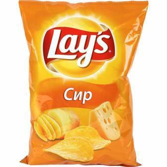 Чипсы Lay's картофельные со вкусом сыра, 71г