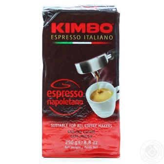 Кава мелена Kimbo Espresso Napoletano 250г