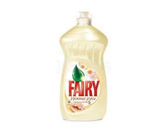 Средство для мытья посуды Fairy Oxi Ромашка и витамин Е 500 мл