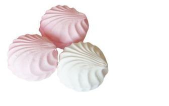 Зефір Стимул, біло-рожевий, кг