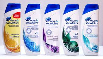 Шампунь Head and Shoulders 275/400мл