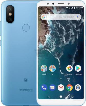 Смартфон Xiaomi Mi A2 4/64 388164 blue