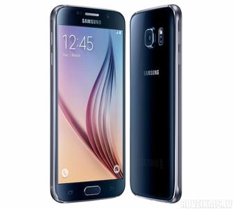 Смартфон Samsung Galaxy S6 Duos 32GB G920F Black