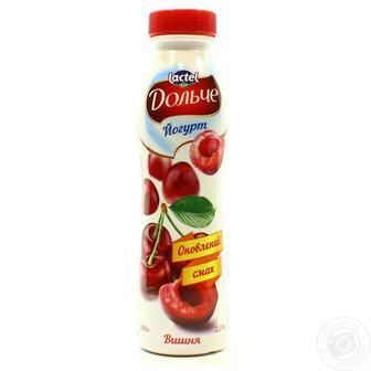 Йогурт 2,5% Дольче 290 г