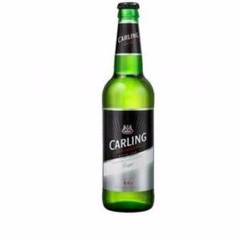 Пиво Светлое Карлинг 0,5 л