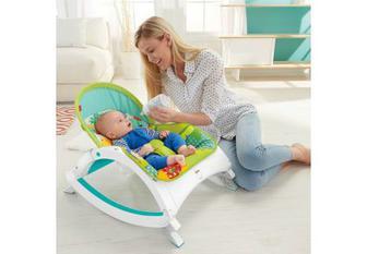 Дитяче крісло-гойдалка Fisher-Price CMR10