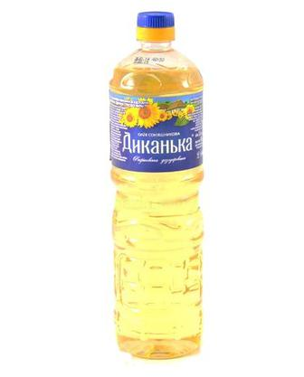 Олія Диканька соняшникова раф.дез.1л