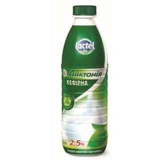 Кефірний продукт 2,5% Лактонія 900мл