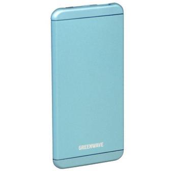 Универсальная мобильная батарея GreenWave PB-AL-5000 Blue