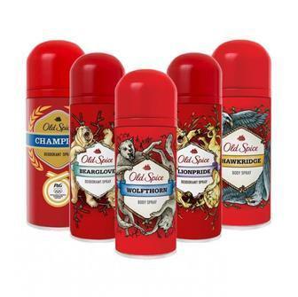 Дезодоранти - спреї Old Spice