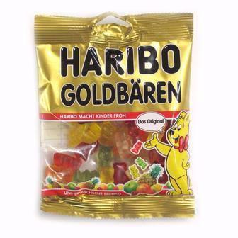 Жувальні цукерки Haribo