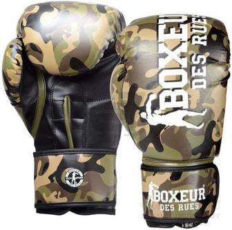 Боксерські рукавиці Boxeur BXT-5146 8oz камуфляж