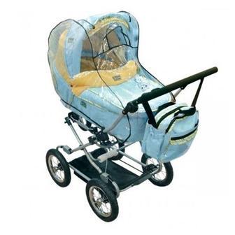 Дождевик для коляски Росинка 1 без молнии Baby Breeze