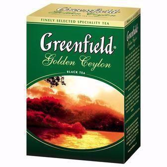 Чай Грінфілд 200г