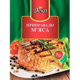 Приправа До м'яса 25 г Деко