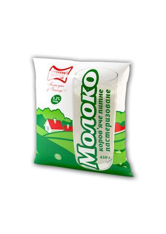 Молоко Злагода стер.3,2% 400г п/е