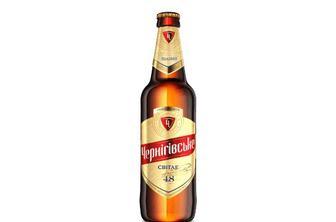 Пиво Чернігівське, світле, 0,5 л