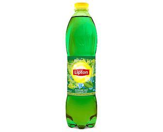 Чай холодний Lipton зелений, 1,5л