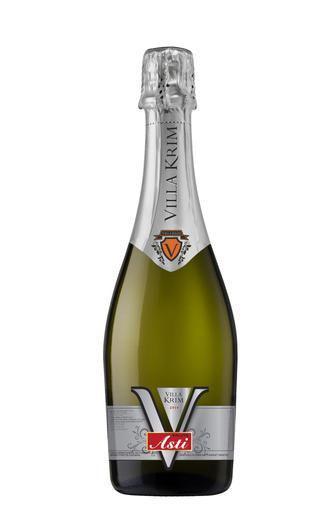 Вино ігристе Villa Krim Asti біле солодке 0,75 л