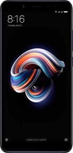 Смартфон Xiaomi Redmi Note 5 4/64 black