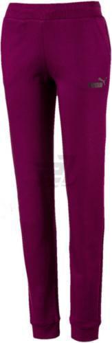 Штани Puma ESS No.1 Sweat Pants FL W р. S фіолетовий 83842529