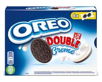 Печиво Oreo з подвійною начинкою, 170г