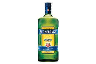 Настоянка Becherovka 38%, 0,5л