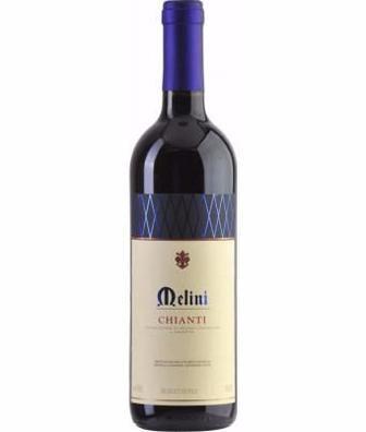 Вино червоне сухе Melini Chianti 0,75 л
