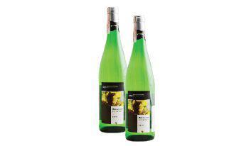 Вино Ріслінг біле напівсолодке Рейнхессен 0,75 л