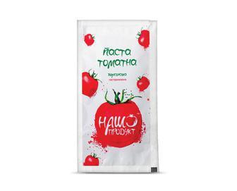 Паста томатна Херсонська, 25%, Наш продукт, 70 г