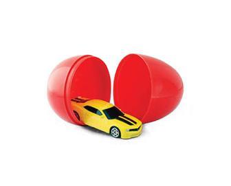 Іграшка «Машинка в пластмасовому яйці» шт.