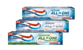 Зубна паста Аквафреш 100 мл