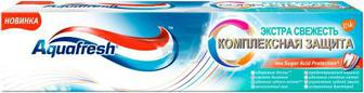Зубна паста Aquafresh екстра свіжість Комплексний захист 100 мл