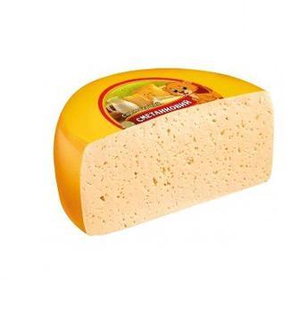 Сир Сметанковий 50% Молоко 1 кг