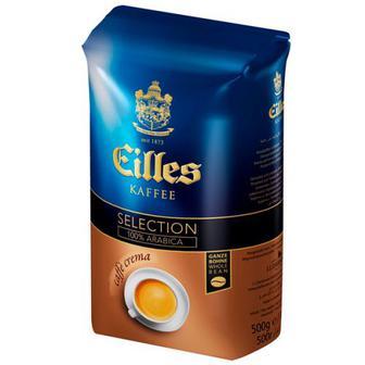 Кава Eilles Caffe Crema в зернах 500г