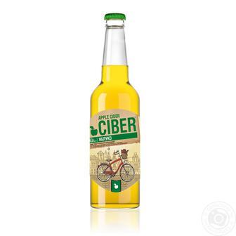 Сидр Сибер 0,5 л