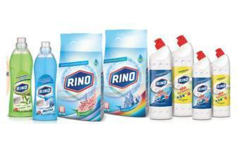 Засоби для прання та чищення Rino
