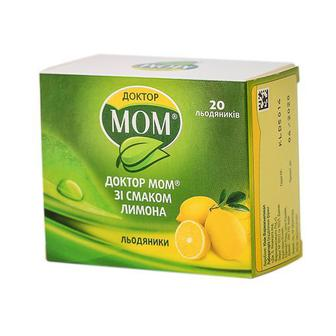 Доктор Мом лимон паст №20