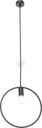 Підвіс Vitaluce 1x60 Вт E27 чорний V4089-1/1S