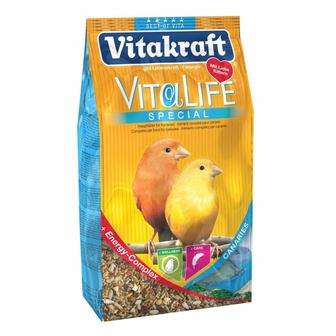 VitaLife Probiotic Canaries. Корм с пребиотиком для канареек, 800 гр. Vitakraft (Витакрафт)