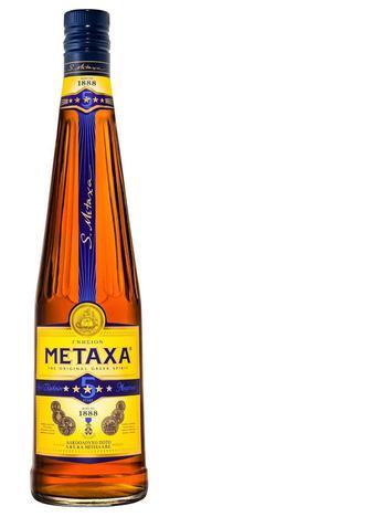 Напій алкогольний Metaxa 5 зірок, 0,7 лл