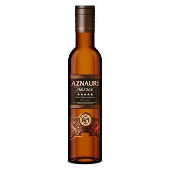 Коньяк Азнаурі 5* 40%, 0,5 л